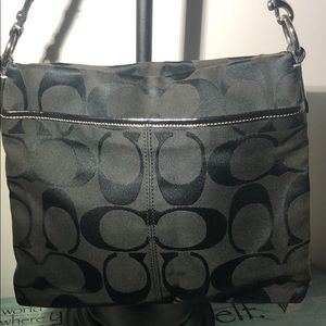 Coach Bags - Authentic Coach Signature Lg Crossbody